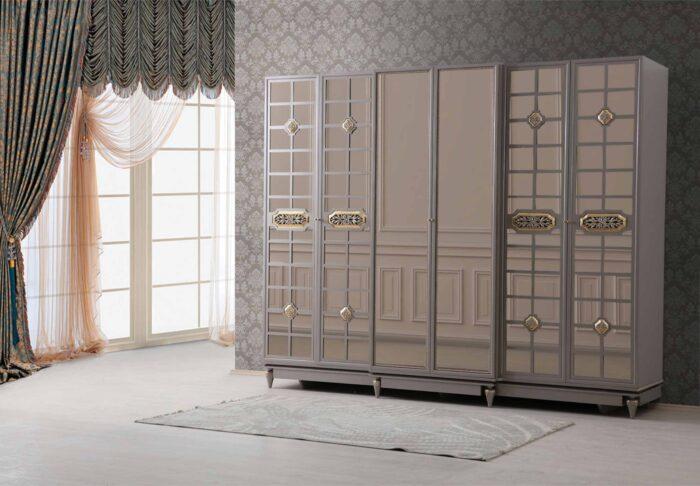 Schlafzimmerset Sisina